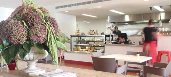 Cafe Seraphine