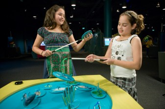 "QUESTACON ""Our Water"" travelling exhibition, Monday, 10 May 2010"
