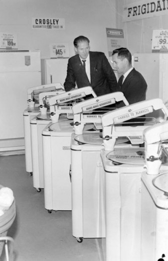 Wilkins Service Washers