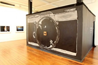 Hours & Minutes: Camera Obscura, exterior view