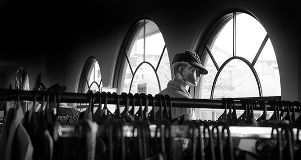 Cath Bowen, Window shopping, 2013 photograph 22 x 41 cm image courtesy of the artist