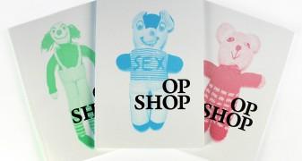 op shop catalogue