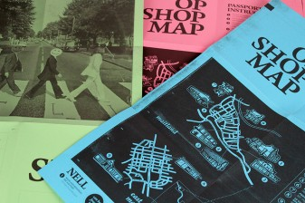 op shop map poster