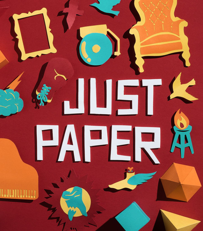 Just paper
